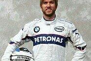 Fahrerportraits - Formel 1 2007, Australien GP, Melbourne, Bild: Sutton