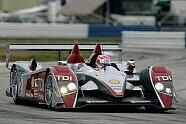 1. Lauf in Sebring - IMSA 2007, 12 Stunden von Sebring, Sebring, Bild: Audi