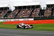 Freitag - Formel 1 2007, Australien GP, Melbourne, Bild: Sutton