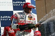 Podium - Formel 1 2007, Bahrain GP, Sakhir, Bild: Sutton