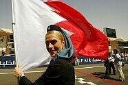 Girls - Formel 1 2007, Bahrain GP, Sakhir, Bild: Sutton