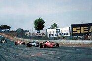 Legendäre F1-Piloten: Gilles Villeneuve - Formel 1 1981, Verschiedenes, Bild: Phipps/Sutton