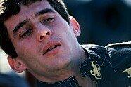 60. Geburtstag: Ayrton Sennas Karriere in Bildern - Formel 1 1986, Verschiedenes, Bild: Phipps/Sutton