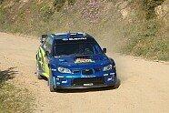 Rallye Sardinien - WRC 2007, Rallye Italien-Sardinien, Alghero, Bild: Hardwick/Sutton