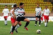 Fußball Prominentenspiel - Formel 1 2007, Monaco GP, Monaco, Bild: Sutton