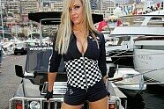 Formel 1: Die schönsten Frauen beim Monaco GP - Formel 1 2007, Verschiedenes, Bild: Sutton