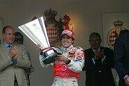 Podium - Formel 1 2007, Monaco GP, Monaco, Bild: Sutton