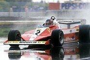 Legendäre F1-Piloten: Gilles Villeneuve - Formel 1 1978, Verschiedenes, Bild: Phipps/Sutton