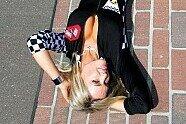 USA GP: Zeitreise mit den heißesten Girls aus Indy & Austin - Formel 1 2007, Verschiedenes, USA GP, Austin, Bild: Sutton