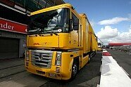 Aufbau & Vorbereitungen - Formel 1 2007, Großbritannien GP, Silverstone, Bild: Sutton