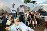 Samstag - Formel 1 2007, Großbritannien GP, Silverstone, Bild: Sutton