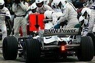 Sonntag - Formel 1 2007, Großbritannien GP, Silverstone, Bild: Sutton