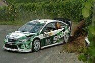 Lauf 10 - WRC 2007, Rallye Deutschland, Saarland, Bild: Sutton
