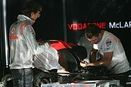 Freitag - Formel 1 2007, Italien GP, Monza, Bild: Sutton
