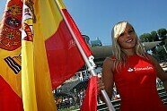 Girls - Formel 1 2007, Italien GP, Monza, Bild: Sutton