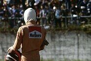 Legendäre F1-Piloten: Gilles Villeneuve - Formel 1 1977, Verschiedenes, Bild: Phipps/Sutton