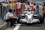 Donnerstag - Formel 1 2007, Japan GP, Mount Fuji, Bild: Sutton