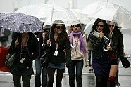 Girls - Formel 1 2007, Japan GP, Mount Fuji, Bild: Sutton