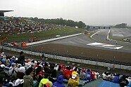 Samstag - Formel 1 2007, Japan GP, Mount Fuji, Bild: Sutton