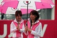 Girls - Formel 1 2007, Japan GP, Mount Fuji, Bild: Sutton