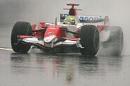 Sonntag - Formel 1 2007, Japan GP, Mount Fuji, Bild: Sutton