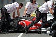Freitag - Formel 1 2007, China GP, Shanghai, Bild: Sutton