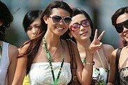 Girls - Formel 1 2007, China GP, Shanghai, Bild: Sutton