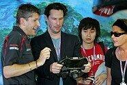 Sonntag - Formel 1 2007, China GP, Shanghai, Bild: Sutton