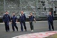 Donnerstag - Formel 1 2007, Brasilien GP, São Paulo, Bild: Sutton