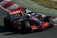 McLaren in der Formel 1 - Formel 1 2007, Verschiedenes, Bild: Bumstead/Sutton