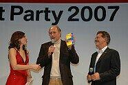Hans-Joachim Stuck feiert 70. Geburtstag: Bilder seiner Karriere - Formel 1 2007, Verschiedenes, Bild: BMW