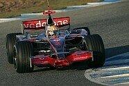 McLaren in der Formel 1 - Formel 1 2007, Verschiedenes, Bild: Sutton