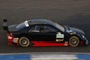 Ralf Schumacher Tests - DTM 2008, Testfahrten, Bild: Mercedes