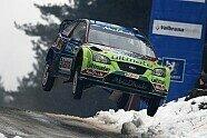 Mikko Hirvonens Karriere in Bildern - WRC 2008, Verschiedenes, Bild: Hardwick/Sutton