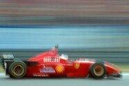 Ferrari in der Formel 1 - Formel 1 1996, Verschiedenes, Bild: Phipps/Sutton