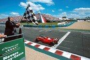 Historie: Die besten Bilder des Frankreich GPs - Formel 1 1998, Verschiedenes, Bild: Sutton