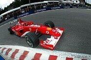 Ferrari in der Formel 1 - Formel 1 2002, Verschiedenes, Bild: Batchelor/Sutton