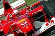 Ferrari in der Formel 1 - Formel 1 2002, Verschiedenes, Bild: Sutton