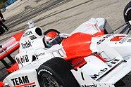 Testfahrten - Sebring - IndyCar 2008, Bild: IRL