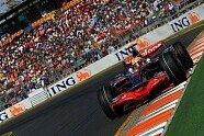 Samstag - Formel 1 2008, Australien GP, Melbourne, Bild: Sutton