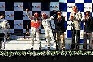 Podium - Formel 1 2008, Australien GP, Melbourne, Bild: Sutton