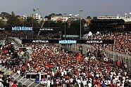 Sonntag - Formel 1 2008, Australien GP, Melbourne, Bild: Sutton