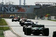 Rennen - Formel 1 2008, Australien GP, Melbourne, Bild: Sutton