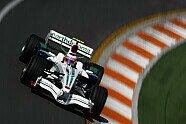 Rennen - Formel 1 2008, Australien GP, Melbourne, Bild: Honda