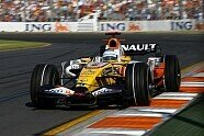 Rennen - Formel 1 2008, Australien GP, Melbourne, Bild: RenaultF1
