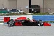 Testfahrten - Sebring - IndyCar 2008, Testfahrten, Bild: IRL