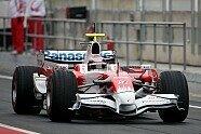 Testfahrten - Formel 1 2008, Testfahrten, Barcelona, 14.-17. April, Barcelona, Bild: Sutton