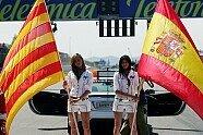 Barcelona 2018: Zeitreise mit den schönsten Grid Girls aus Spanien - Formel 1 2008, Verschiedenes, Spanien GP, Barcelona, Bild: Sutton