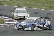 Freitag - DTM 2008, EuroSpeedway, Klettwitz, Bild: Audi
