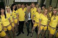 DTM Grid Girls: Die schönsten Post-Mädels 2008-2019 - DTM 2008, Verschiedenes, Bild: DTM